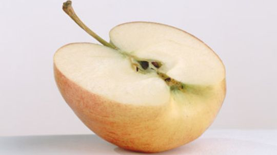 Why Do Apples and Potatoes Turn Brown When Sliced?