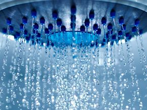 A 10-minute shower might seem like nothing on a cold, dark morning.