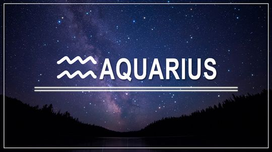 Aquarius Personality: January 20 - February 18
