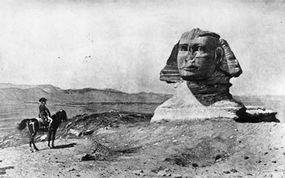 Napoleon's scholars revolutionized the study of archaeology in Egypt.