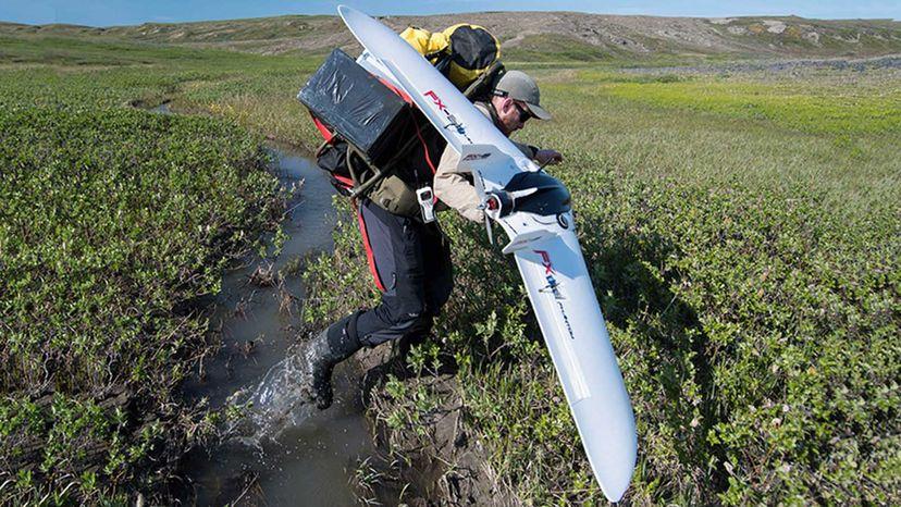 arctic drones