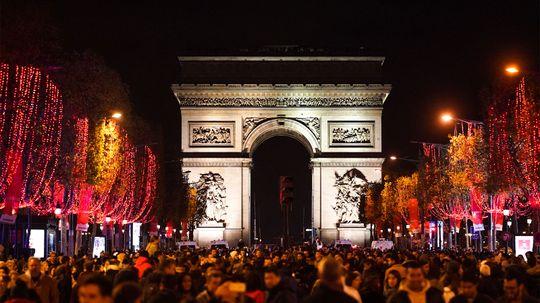 How Napoleon's Arc de Triomphe Became a Symbol of Paris