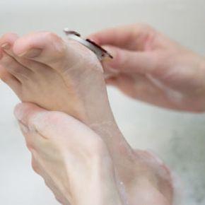 Should you use a foot scraper?