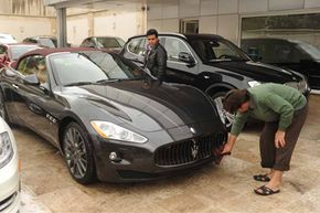 A new Maserati would be nice, right? But is it vulnerable to a high-tech attack?