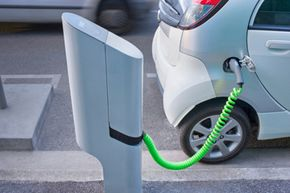 Nanomaterial electric batteries are in the works, which could help push forth the electric car revolution.
