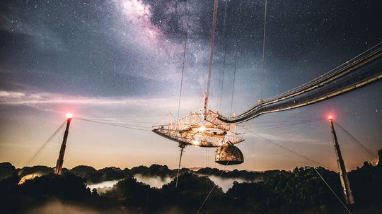 The End of the Arecibo Telescope Is a Huge Loss to Science