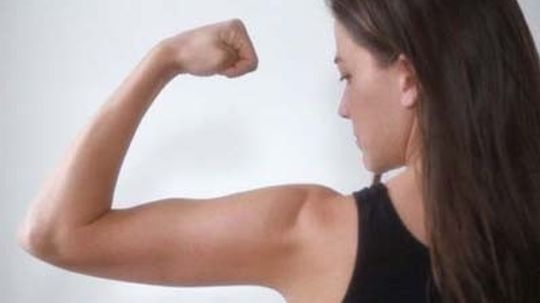 Arm, Chest, and Shoulder Exercises