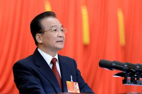 The attack on the New York Times is believed to be a result of the paper's planned reporting on Chinese premier Wen Jiabao.