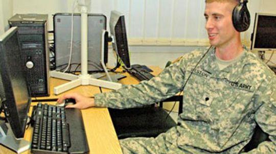 Army Enlisted Jobs und Qualifikationen