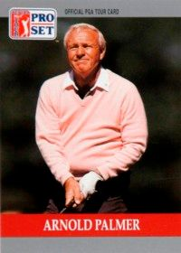 Arnold Palmer popularized the game of golf in America. See more pictures of the best golfers.