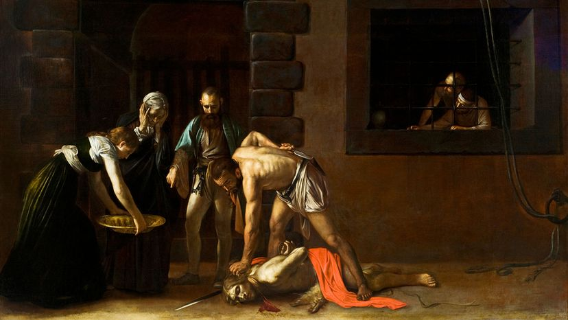 """The Beheading of Saint John the Baptist"""