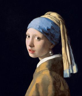 """Girl with the Pearl Earring"""