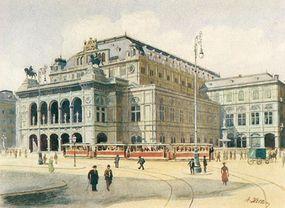 """Vienna State Opera House"""