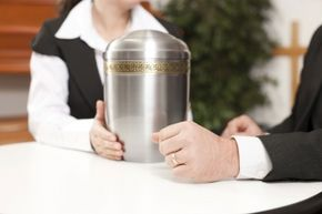 Cremains are sterile, but most people still don't want to be in contact with them when they're on vacation.