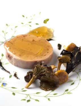 pate with aspic