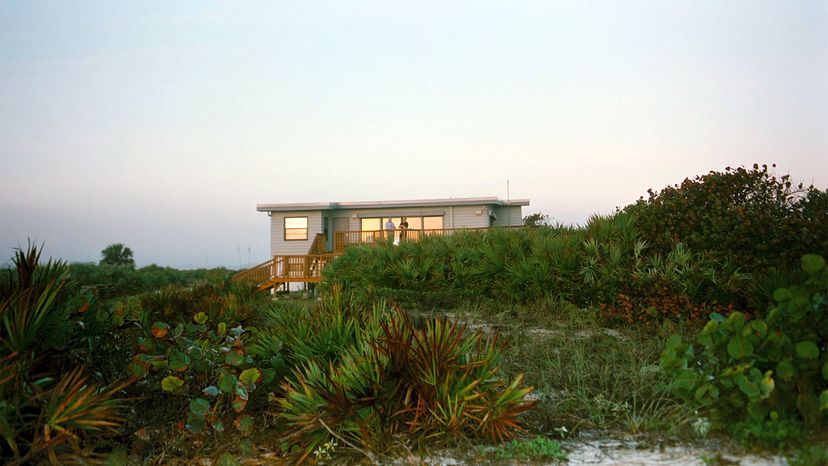 NASA Beach House