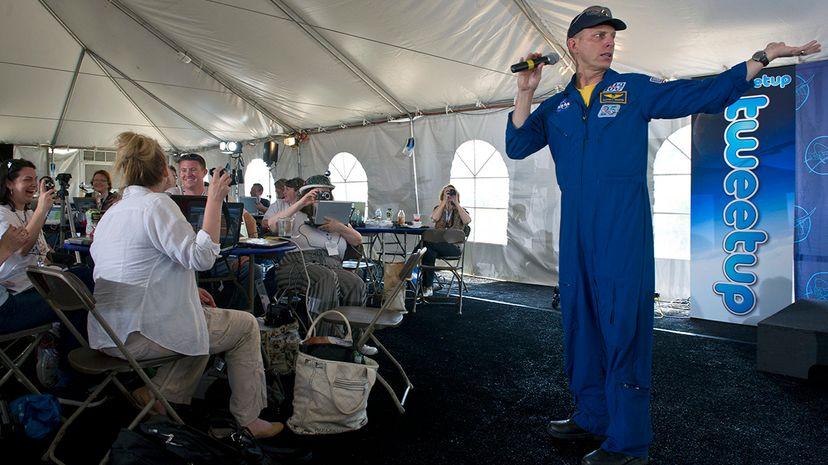 NASA tweetup