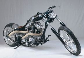 Astrozombie is a 2005 Special Construction chopper. See more chopper pictures.