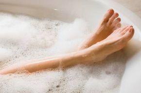 Personal Hygiene Image Gallery Bubble bath ingredients can irritate the skin, eyes, ears and urinary tract. See more pictures of personal hygiene.