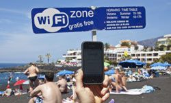 Finding WiFi is one of the biggest challenges for world travelers.