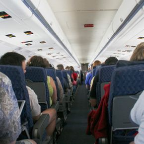Budget airlines generally offer only one class of seating. It may not be the most comfortable, but it is cheap.