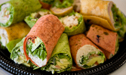 Sandwich wraps are another fun, kid-friendly way to go.