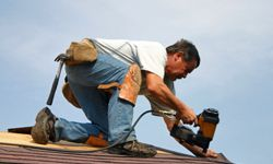 A hole in your roof can mean all the bugs -- and bigger intruders -- can enter your home.