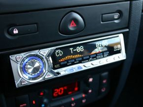 An aftermarket stereo receiver is a great way to add new audio features to your vehicle.