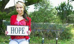 Keep hope alive!