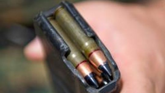 Can you explain the diameter measurements used in bullets, wire and nails?
