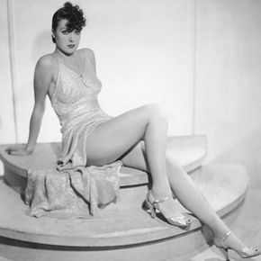 The real Gypsy Rose Lee, circa 1938.