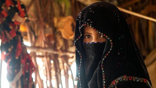 Why Some Cultures Require Women to Wear Veils