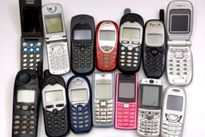 The older the phones, the less likely you'll find a buyer.