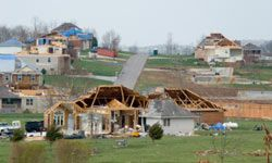 Damage from natural disasters like tornadoes and hurricanes can be devastating, and homeowners depend on their insurance companies to rebuild and start over.