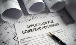 Just about everything you build on the property is going to require a permit.