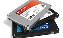 Solid state drives are reliable and rugged, but they can be costly, and they can't store the same amounts of data as traditional hard drives.