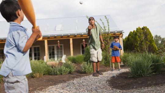 5 Safety Tips for Backyard Baseball