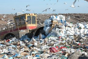 Landfills around the world are overflowing with the refuse of daily life. See more green living pictures.