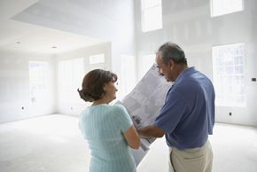 Plan ahead for universal design when building a home.