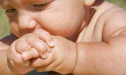 Heat rash is common in young children.