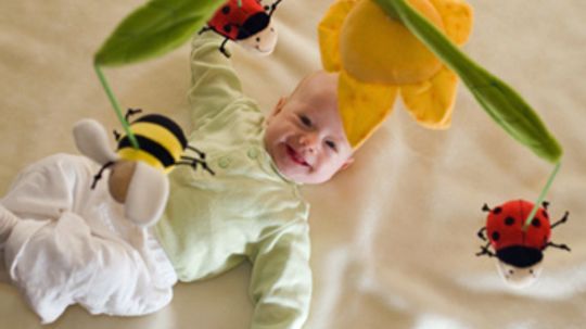 Spring Decorating Refresh: Baby's Room