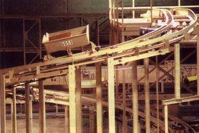 The maze of DCV tracks inside a terminal