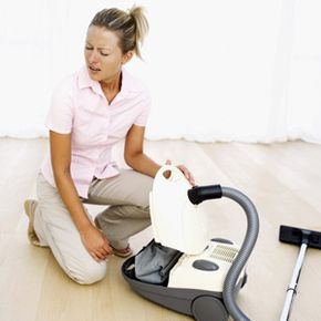 With bagless vacuums, you'll never again have a sneezing fit while changing the bag.