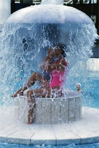 Would the Romans find the Caracalla Therme spa in Baden-Baden, Germany, refreshing?