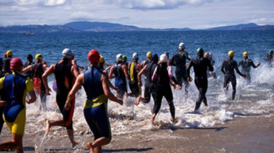 How to Balance All Three Triathlon Sports