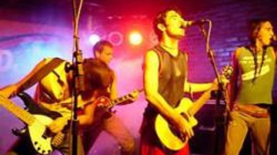 10 Bands Named After Places