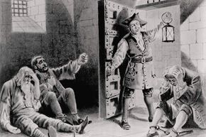 Back in the 1800s, people who could not pay their creditors were thrown into debtors' prisons.