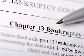 If the bankruptcy court determines you have enough disposable income to pay back some of your debts, you can't file Chapter 7; you must file Chapter 13.