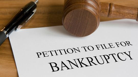 How does bankruptcy affect your tax return?