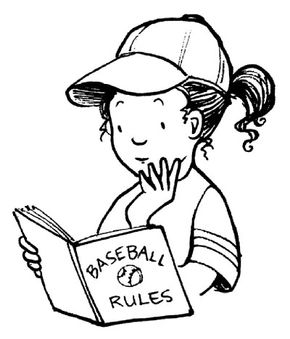 Brush up on the fundamentals with the baseball rules game.